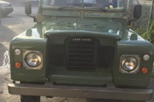 1973 Land Rover series III for Sale