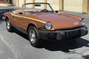 1980 Triumph Spitfire roadster for Sale