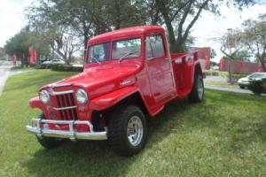 1959 Willys Photo