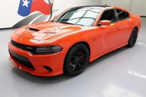 2016 Dodge Charger SRT HELLCAT S/C AUTO NAV LEATHER