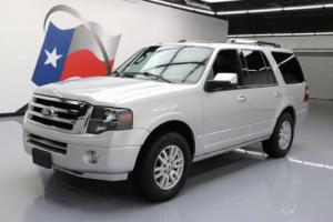 2012 Ford Expedition LIMITED 7-PASS SUNROOF NAV