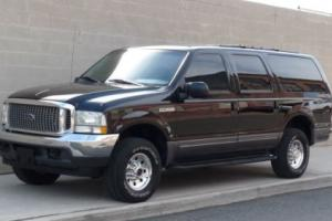 2002 Ford Excursion NO RESERVE!!