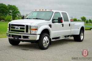 2008 Ford F-450 Leather / Nav / 100% Loaded