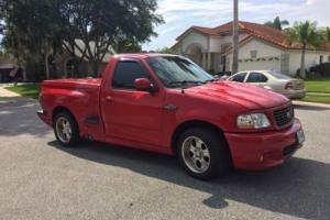 2001 Ford F-150 Lightning SVT Supercharged