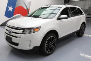 2014 Ford Edge SEL HTD LEATHER NAV REAR CAM 20'S