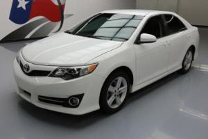 2014 Toyota Camry SE PADDLE SHIFT ALLOYS