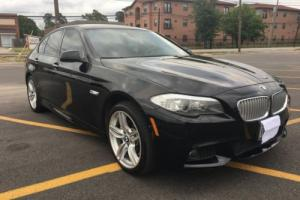 2011 BMW 5-Series M Sport package