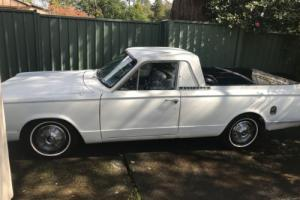 VC VALIANT UTE Photo
