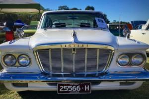 CHRYSLER VALIANT S SERIES 1962 CLASSIC CRUISER