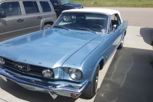 1965 Ford Mustang Deluxe Pony Interior 4 Speed A-Code Convertible   eBay