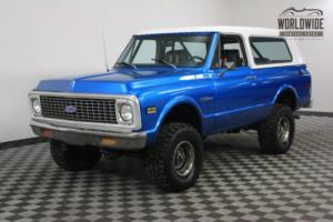 1972 Chevrolet Blazer RESTORED FIRST GENERATION CONVERTIBLE