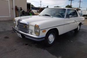 1971 Mercedes-Benz 200-Series 250 CE