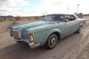 1971 Lincoln Continental Mark III Photo