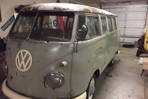 1962 Volkswagen Bus/Vanagon Photo