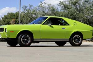1968 AMC AMX FREE SHIPPING WITH BUY IT NOW!!