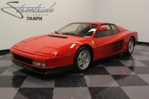 1986 Ferrari Testarossa Photo
