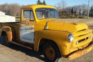 1957 International Harvester S-100