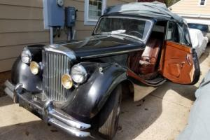 1951 Jaguar Mark V Saloon Mark V Saloon