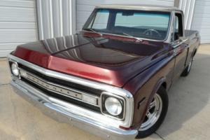1969 Chevrolet C-10 SHORTBED Photo