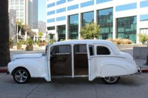 1941 Lincoln Custom -- Photo