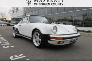 1986 Porsche 911 Turbo Photo