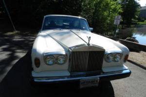 1978 Rolls-Royce Silver Shadow --