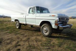 1971 Ford F-250