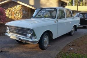 1970 Moskvich G80 412