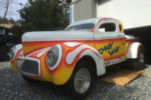 1940 Willys Photo