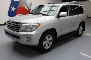 2013 Toyota Land Cruiser 4X4 8-PASS SUNROOF NAV DVD