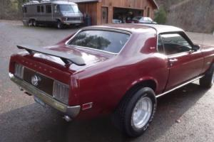 1970 Ford Mustang Grande