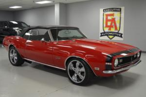 1968 Chevrolet Camaro Convertible SS Style