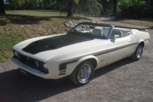 1973 Ford Mustang --