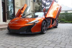 2015 Other Makes 650S
