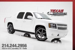 2011 Chevrolet Avalanche 4 Wheel Drive