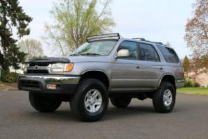2001 Toyota 4Runner SR5 4WD DIFF LOCK 4X4 SUNROOF NEW 3inch lift Tires