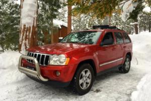 2005 Jeep Grand Cherokee Trail Rated