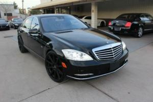 2012 Mercedes-Benz S-Class 4dr Sdn S550 RWD
