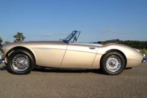 1967 Austin Healey 3000 BJ8 - Frame-up Restoration