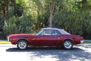 1967 Pontiac Firebird Photo