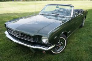 1965 Ford Mustang C-CODE