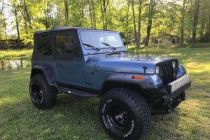 1989 Jeep Wrangler Photo