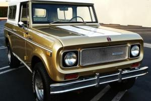 1970 International Harvester Scout #S MATCHING SR2 SPECIAL EDITION Photo