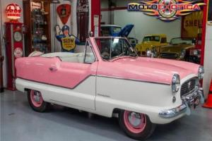 1959 Nash Metropolitan Convertible Photo