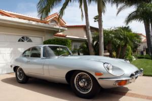1970 Jaguar E-Type  SERIES 2, FHC, 4.2L triple carbs *** No Reserve