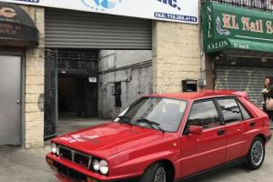 1989 Lancia Delta Integral HR Photo