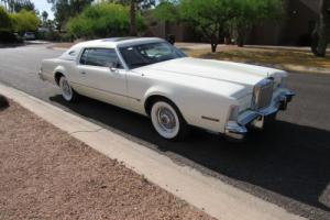 1974 Lincoln Mark Series Continental Mark IV