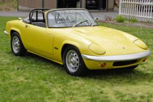 1971 Lotus Elan Photo