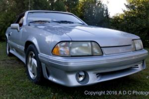 1989 Ford Mustang McLearn Photo
