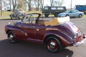 1950 Morris Minor Roadster Photo